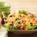 Sweet Corn and Bean Quinoa Salad