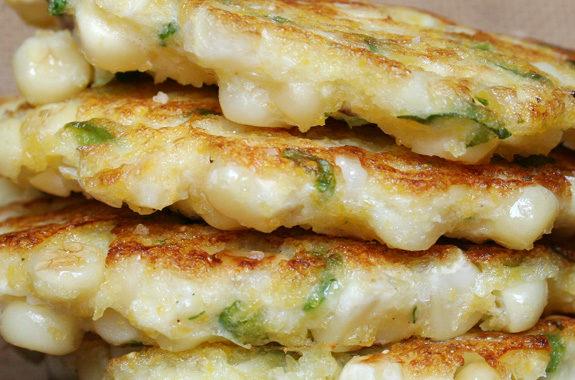 Savory Corn Fritters