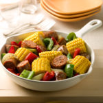 Italian Sausage and Corn Skillet