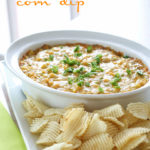 Hot Jalapeño Corn Dip