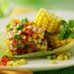 Sweet Corn Ceviche