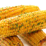 Sweet Corn with BBQ Butter